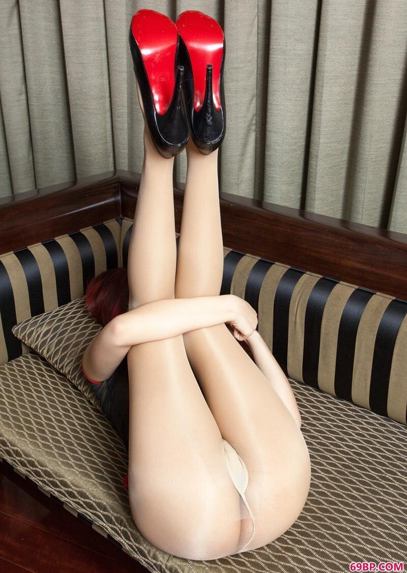 美腿美模第417期Wuming_张筱雨闺西西人体尺度太大