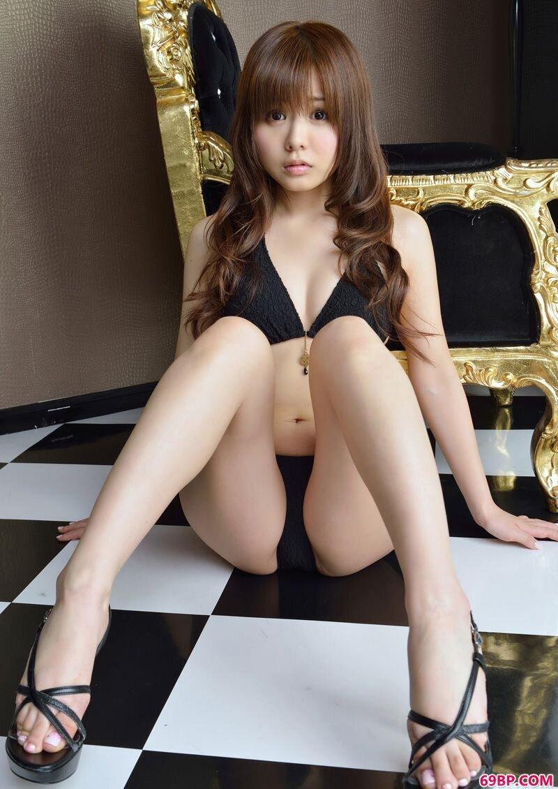 美腿美模第370期上林英代_gogo人体.in