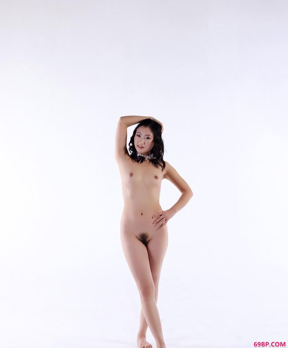 裸模安安室拍风骚人体