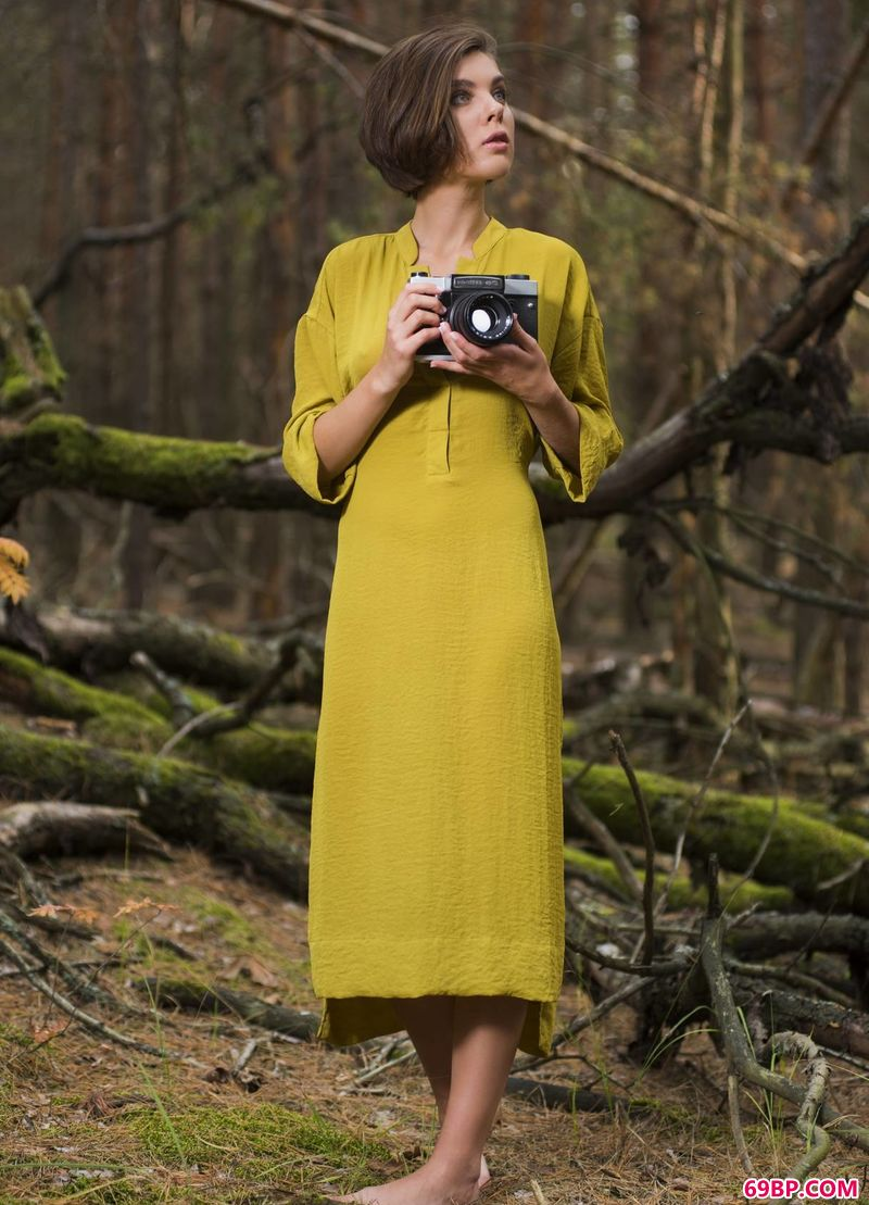 丛林美人写真师Dakota
