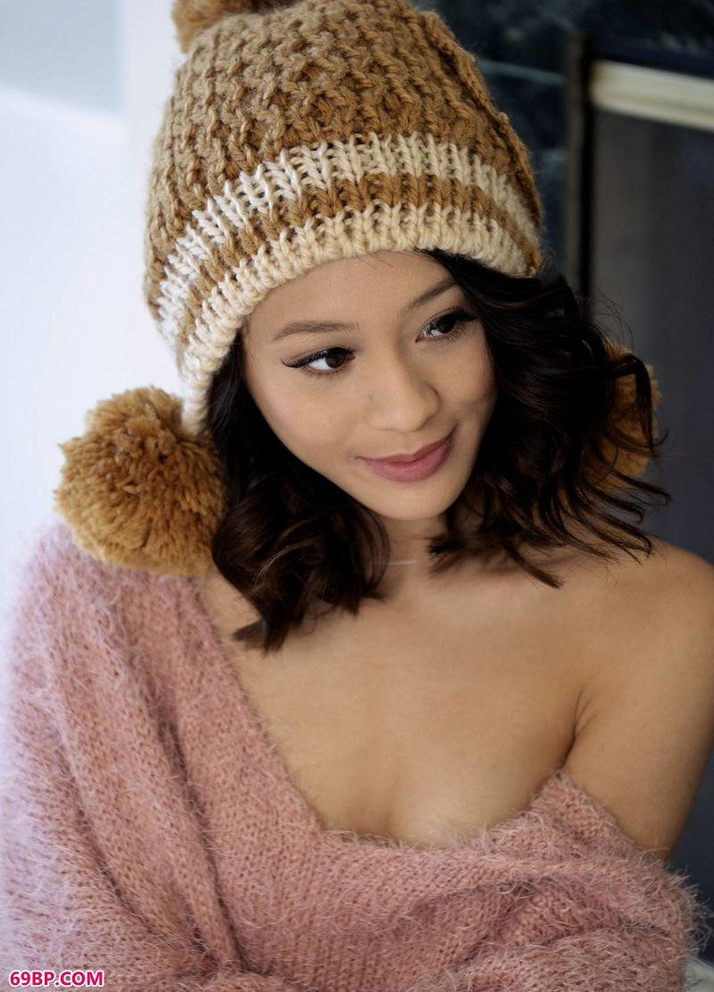 西西大胆人胆全棵艺术照_温暖知性的女孩Jasmine