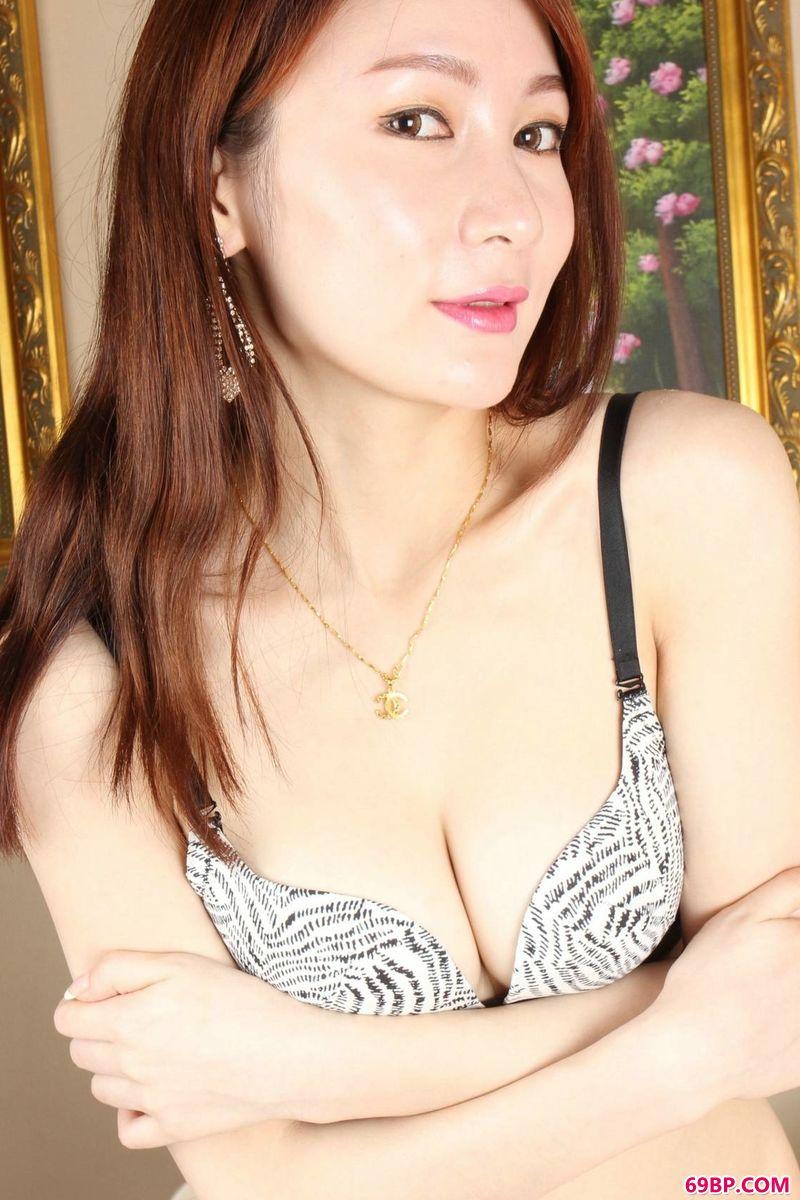 魅惑的女孩味名模赵小艺